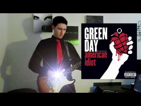 How to Write a Green Day Song!