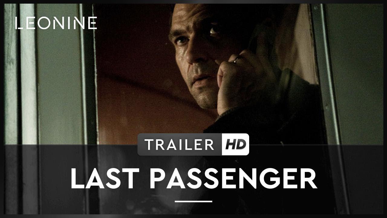 Passenger Trailer Deutsch