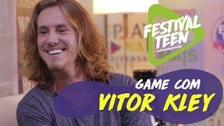 Baixar Game com Vitor Kley: uma palavra, uma música! | Festival Teen
