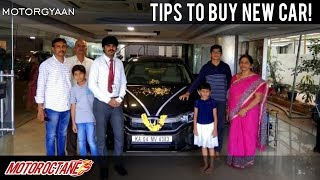 Learn how to buy a car | Simple guide for beginners |Hints, Tips, Tricks