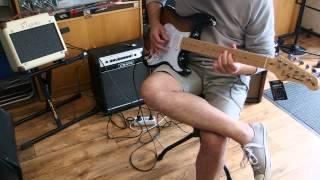 combo gitarowe Bugera BC15 demo