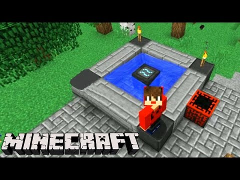 minecraft equipe survival 2 0 o gerador de energia 09 youtube. Black Bedroom Furniture Sets. Home Design Ideas