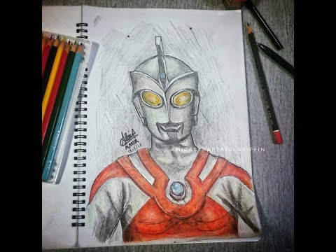 My Ultraman Drawing Collection
