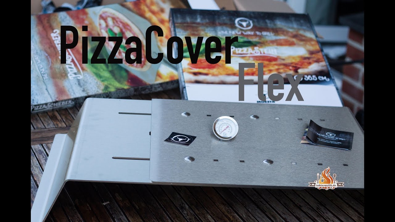 pizza cover flex f r die perfekte pizza vom gasgrill von moesta bbq youtube. Black Bedroom Furniture Sets. Home Design Ideas