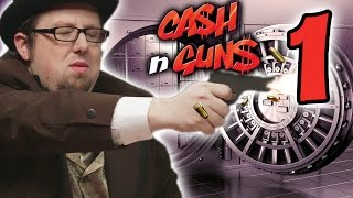 Cash N Guns - PART 1 - With MEGA 64 - Table Flip