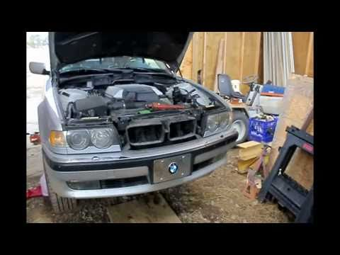 Bmw E38 740 M62 Engine Failed Timing Guides Motor Doovi