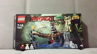 Lego The Ninjago Movie 70608 Set REVIEW
