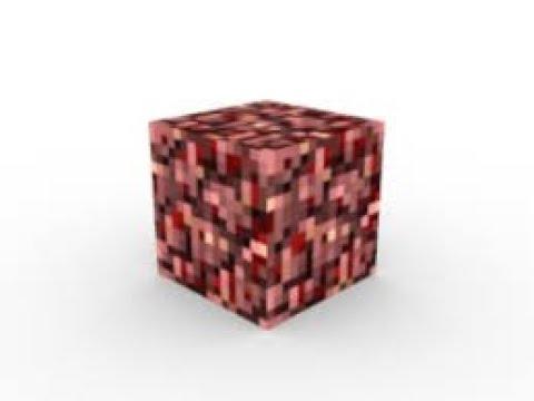 майнкрафт адский камень #5
