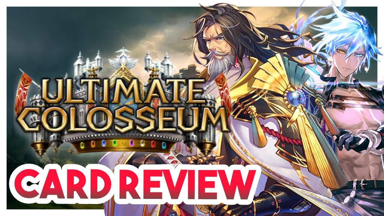 All Cards Revealed Shadowverse Ultimate Colosseum Card Review Youtube