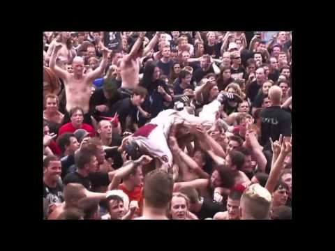 Slipknot Dynamo Mosh Pit