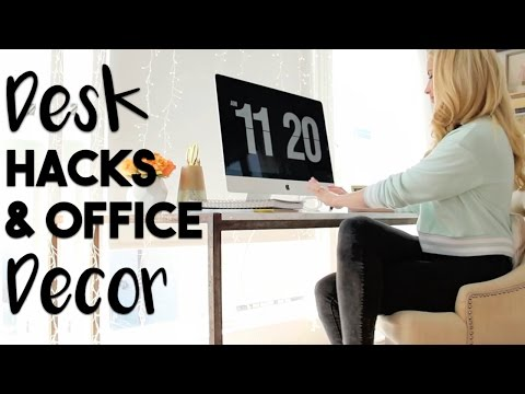 interior-design:-desk-hacks-&-office-decor-ideas-|-making-the-most-of-our-small-office!
