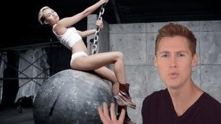 Miley Cyrus - Wrecking Ball Music Video (Parody)