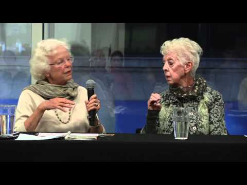 Talking Dance: Valda Setterfield and Sage Cowles