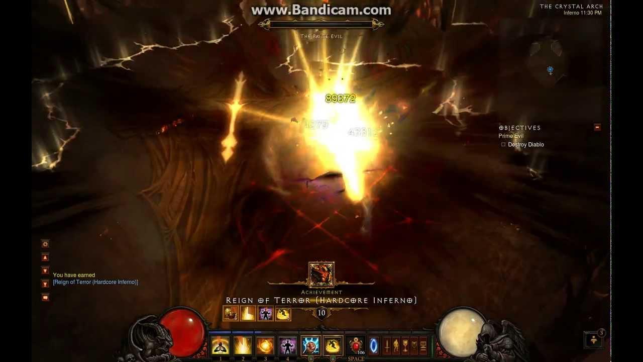 Download Solo Monk Beat Inferno Diablo in Hardcore