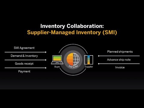 Marko & Arun discuss supplier managed inventory, new SAP Ariba Supply Chain Collaboration capability