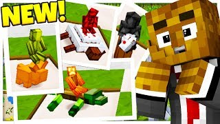 *UPDATE* MINECRAFT CLAY SOLDIERS RED VS BLUE! - *EPIC* MODDED BATTLEDOME GAMEMODE