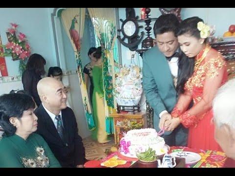 Đám cưới Huỳnh Anh Tuấn