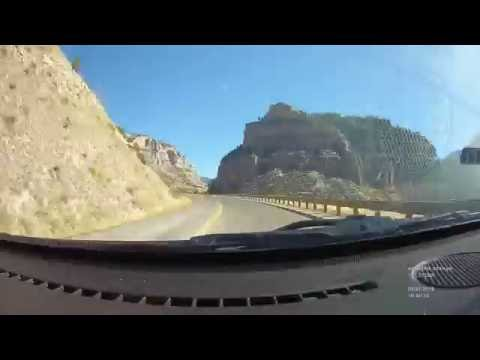 Time lapse drive Cody, WY to Rapid City, SD