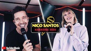 LEA singt No Angels + Special Guest (live) | Nico Santos Karaoke Box