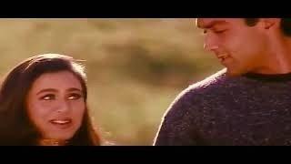 Na Milo Humse Jyada ~ Badal (2000) *Bollywood Hindi Movie Song* Bobby Deol, Rani Mukherjee