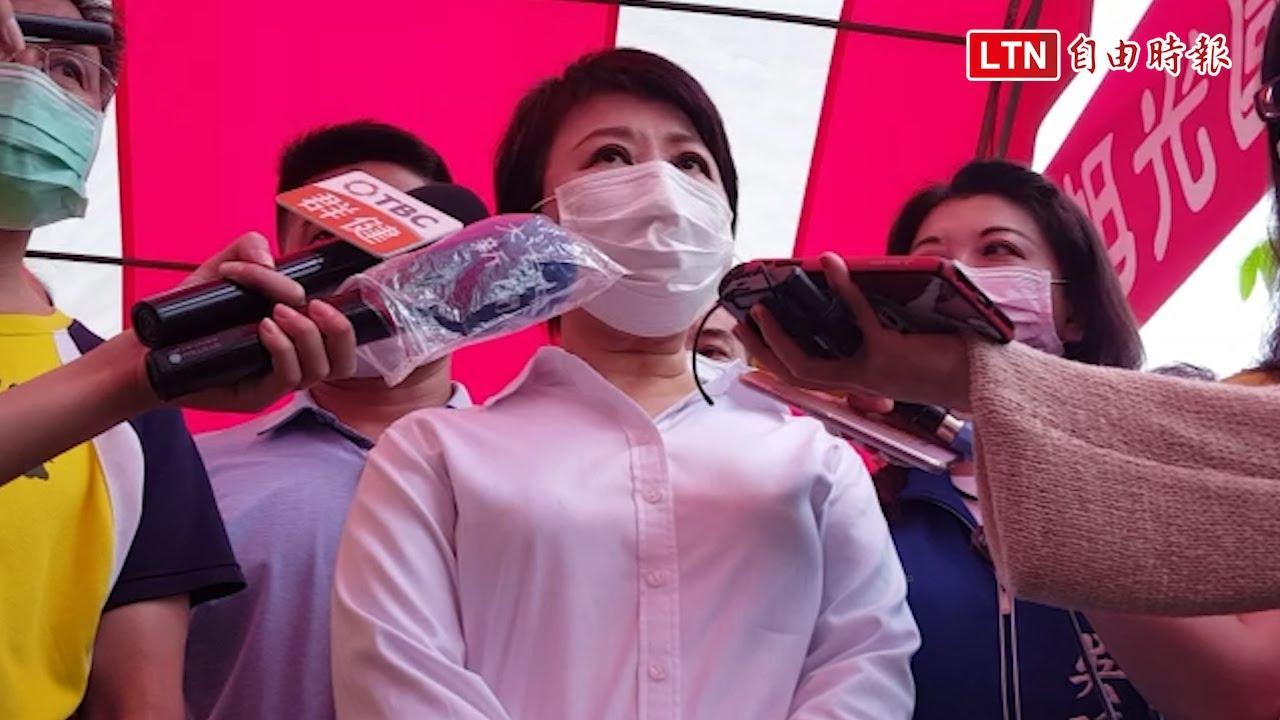 跟進侯友宜 盧秀燕:贊成外籍人士入境全面普篩