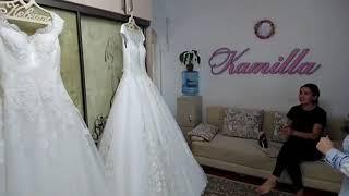Свадебные платья 2017. Алматы