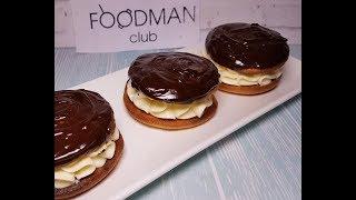 """Пирожное """"Буше"""": рецепт от Foodman.club"""