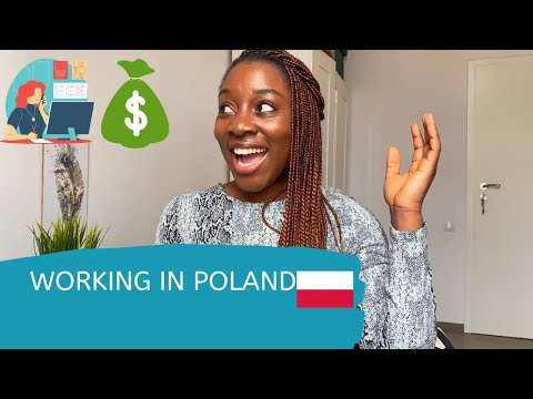 WORKING IN POLAND AS A FOREIGN STUDENT