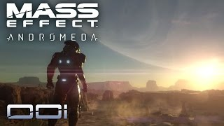 MASS EFFECT ANDROMEDA [001] [Aufbruch in eine fremde Galaxie] [Gameplay Deutsch German] thumbnail