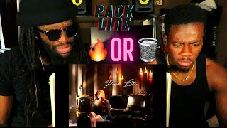 Queen Naija - Pack Lite (Official Audio) *REACTION*