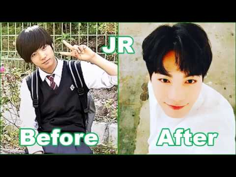 NU'EST BEFORE AND AFTER | PREDEBUT PICTURES