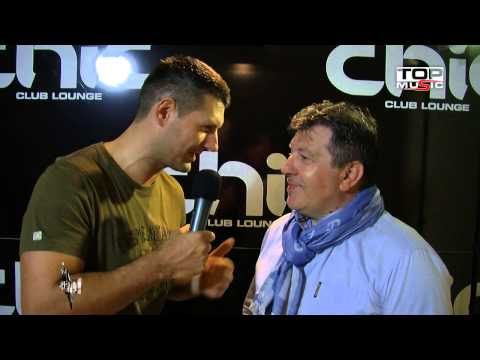 Serif Konjevic @ Club Chic Vienna 10.05.2013 TopMusicTV