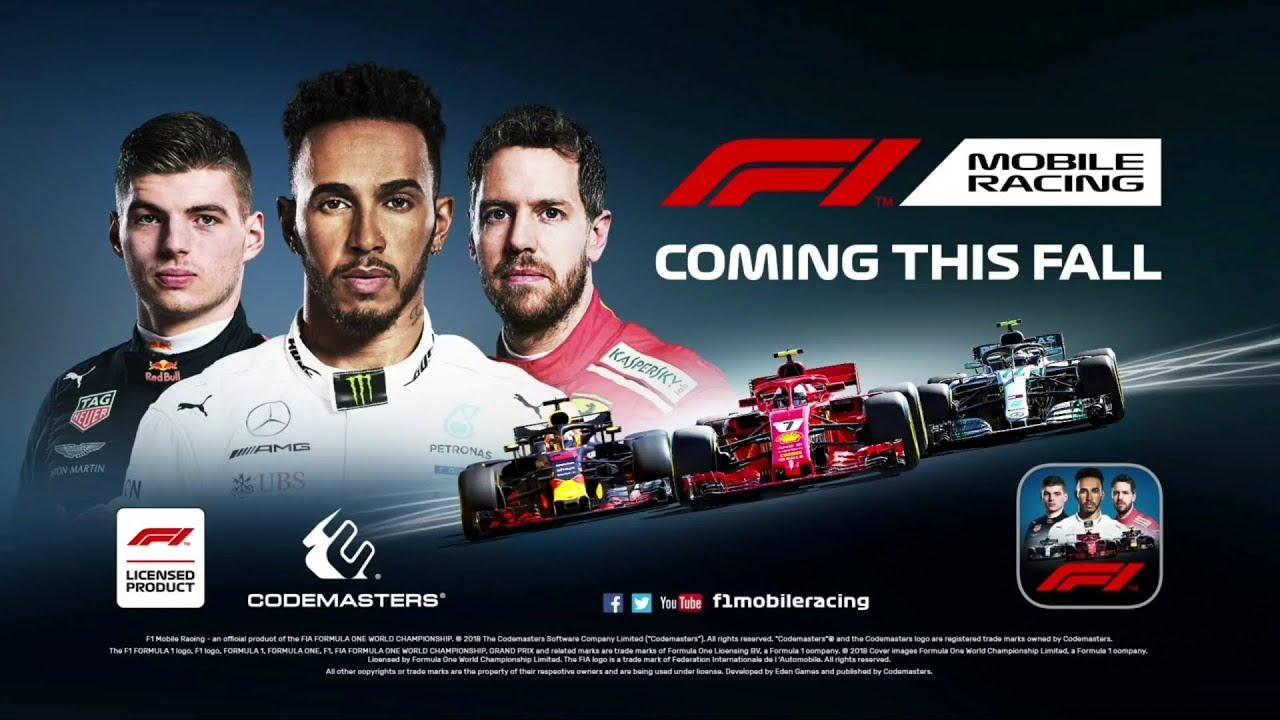 F1 MOBILE RACING – Trailer Game Đua Xe F1 Miễn Phí Sắp Ra Mắt