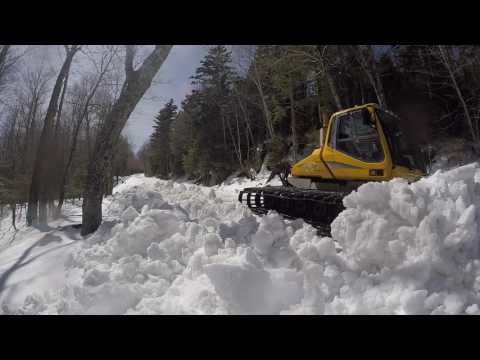 Spring Cleaning Mt. Washington Auto Road Style  - Day 1