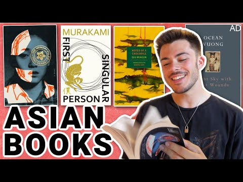 reading only ASIAN books for a week *7 books in 7 days*