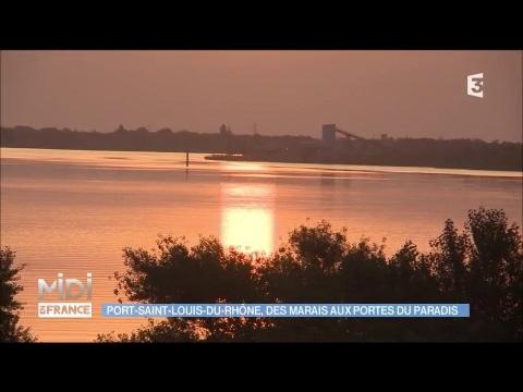 Port-Saint-Louis-Du-Rhône, des marais aux portes du paradis