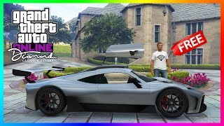 GTA 5 Online The Diamond Casino & Resort DLC - NEW UPDATE! Fastest Supercar, Lucky Wheel Car & MORE!