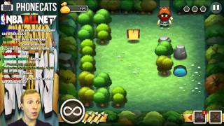 Sneaky Sneaky - New Zelda Vibey Puzzler