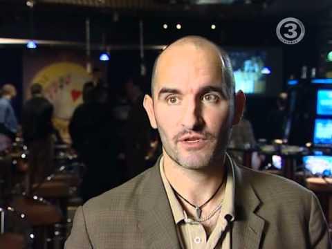 Reportage TV3 dokumentär om Pokerspelare