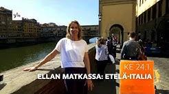 Ellan matkassa: Etelä-Italia alkaa Yle Teemalla 24.1. klo 21.00