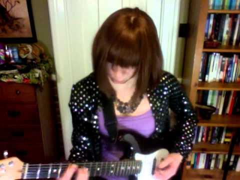 "Devo - ""Whip It"" (guitar cover)"