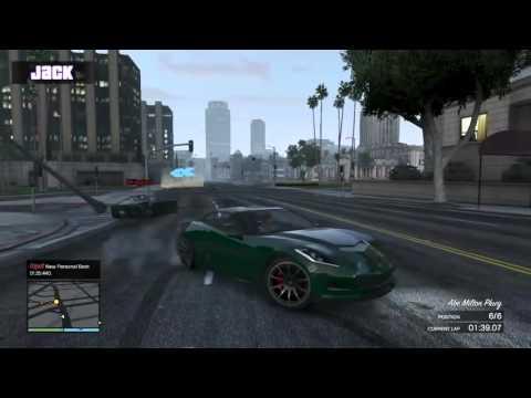 GTA 5 - Rockstar Verified Part 2