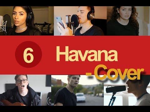 6 Cover    Camila Cabello    Havana