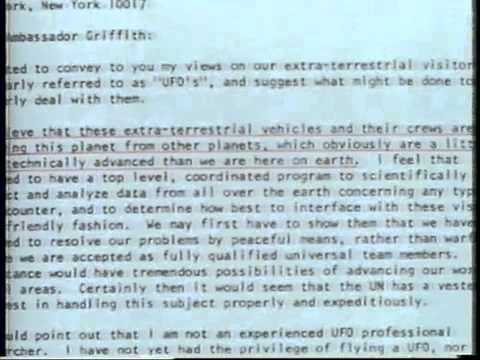 UFOs Are Real (1979) - James McDivitt, Gordon Cooper, Jimmy Carter