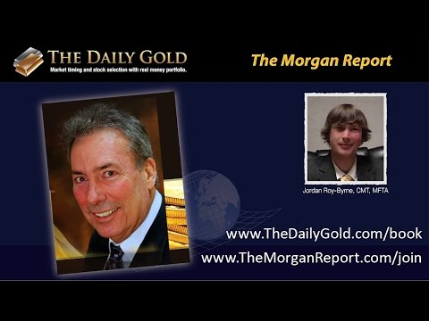 David Morgan Shares His Current Outlook For Gold & Silver