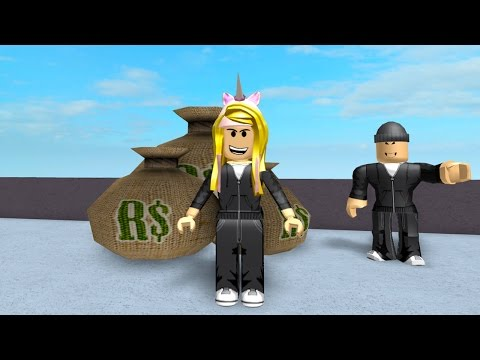 ROBLOX Escape The Bank Robbery Obby