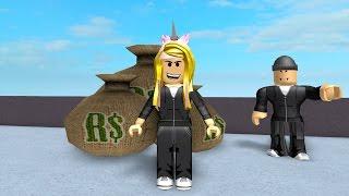 ROBLOX Flucht der Bank Raub Obby