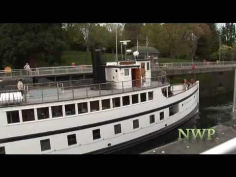 Steamship Virginia V of Puget Sound