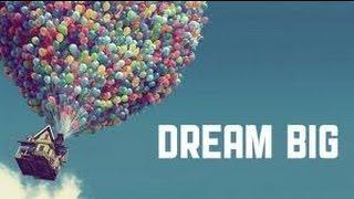 Motivation - Dream Big, Set goals, and Take Risks!