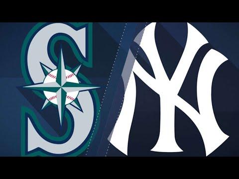 Yankees ride 4-run 1st to series sweep: 6/21/18